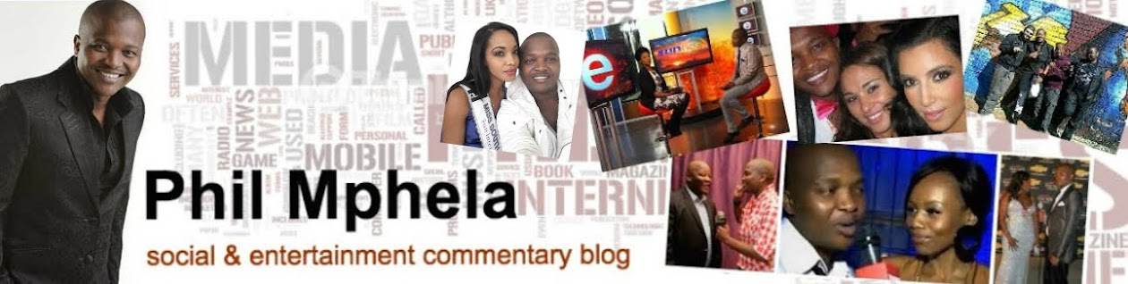 Phil Mphela Blog