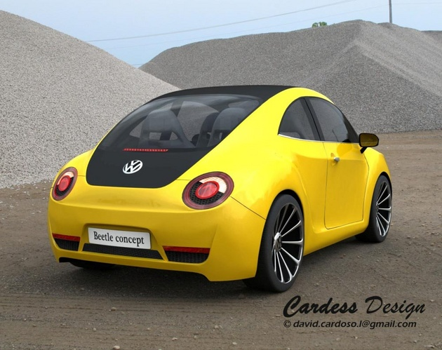 cars cool week new volkswagen beetle 2012. Black Bedroom Furniture Sets. Home Design Ideas