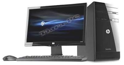 HP Pavilion p2 Intel G630T