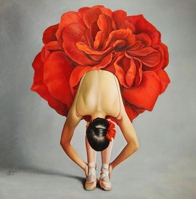 figura-humana-pintada en realismo