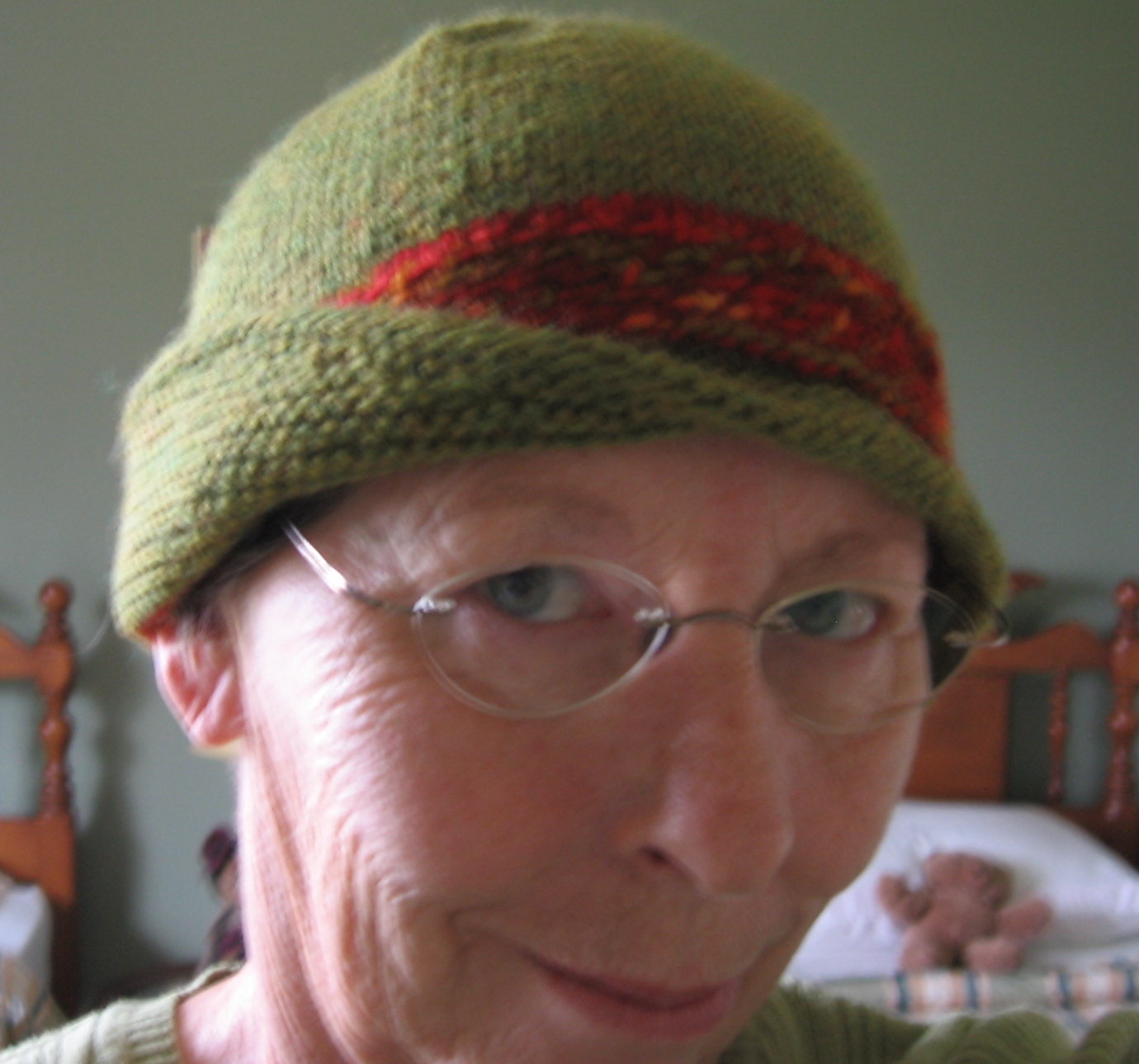 Brenda Knits: Lucy From Galway