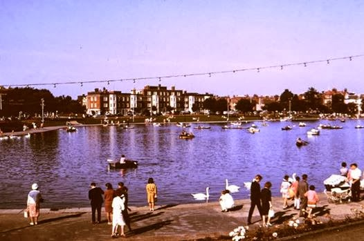 Canoe Lake 1960