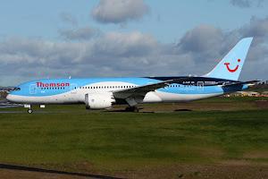 Boeing 788 Thomson