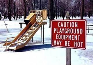 Dangerous Playground