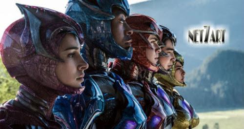 Power Rangers, 2017. Trailer dublado.