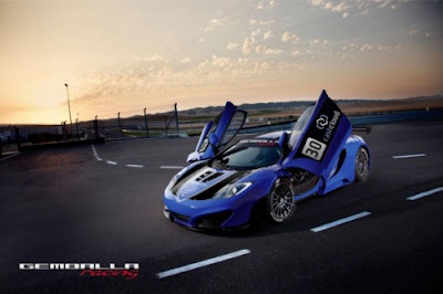 Mobil Gemballa Racing McLaren MP4-12C GT3 2012