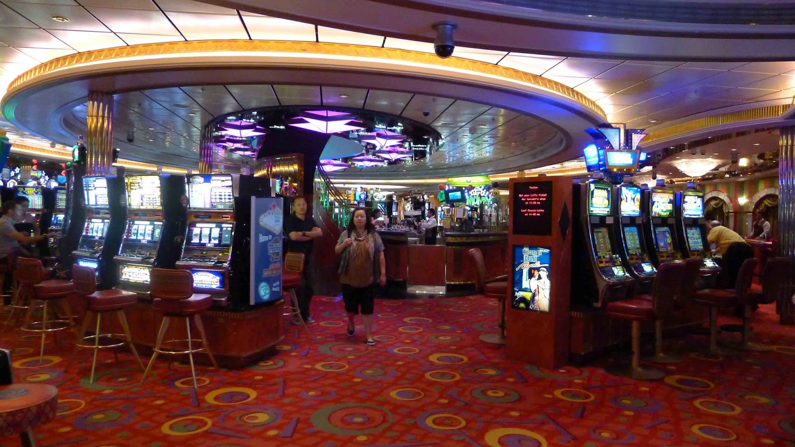 Liberty of the Seas - Casino