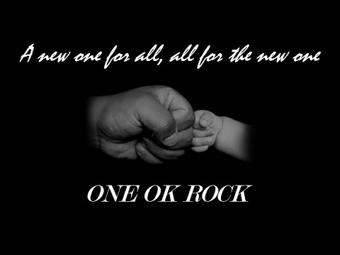 One Ok Rock - A New One For All All For The New One ( Chord + Lyric ...