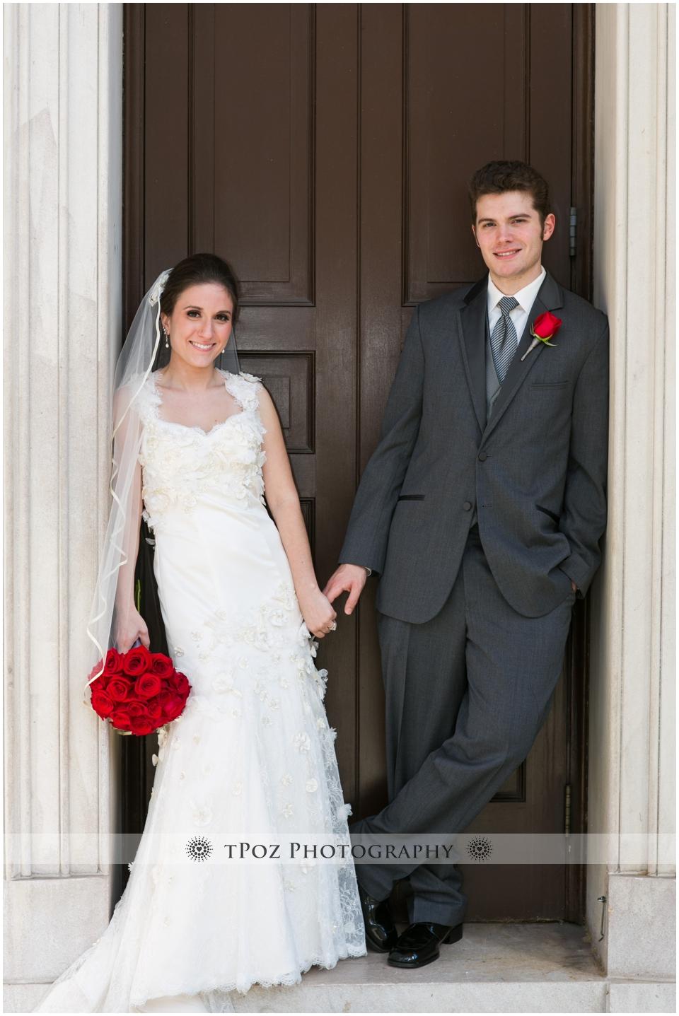 Baltimore Basilica Wedding Photo