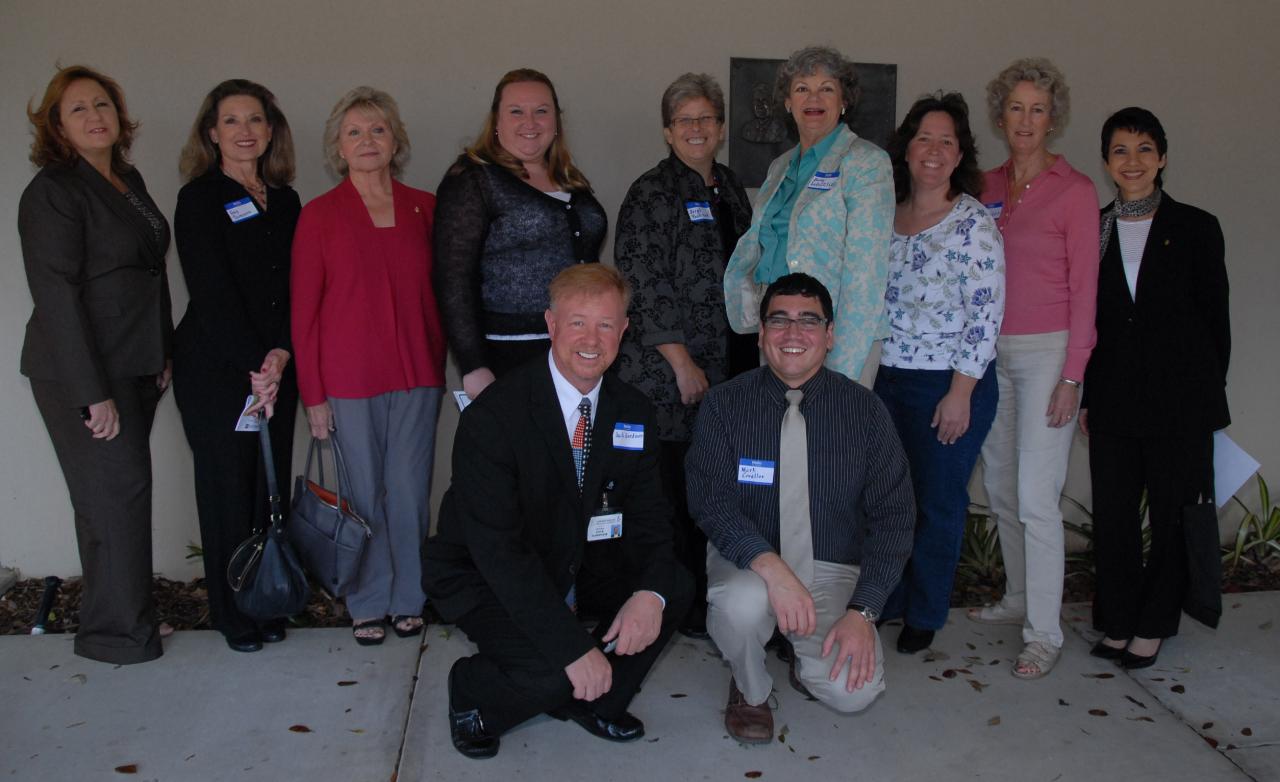 4.AAUW.STEM.Conf.Workshop.Leaders Magnolia Plantation (Blast