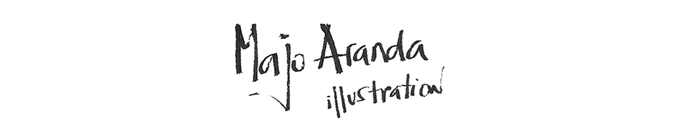 Majo Aranda Illustration