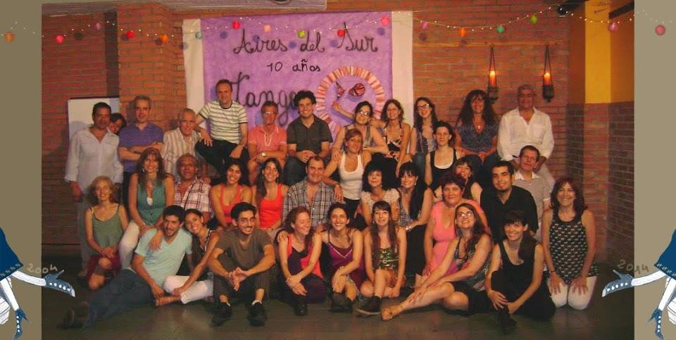 aires del sur tango