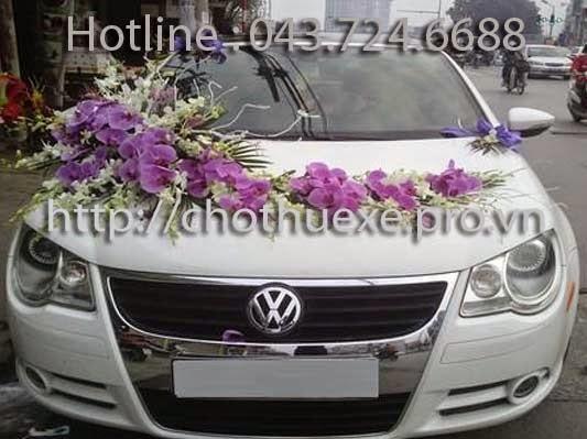 xe cưới Volkwagen Passat