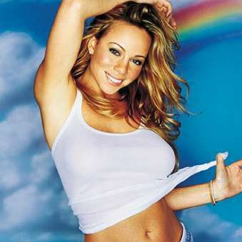 Does anyone know if Mariah Careys Daydream and Honey tour book were ever made in English?