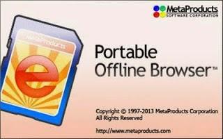 Portable-Offline-Browser