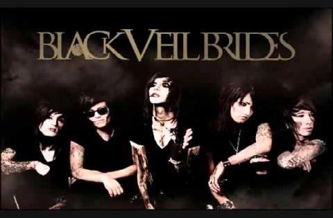 black veil brides shadows die cover