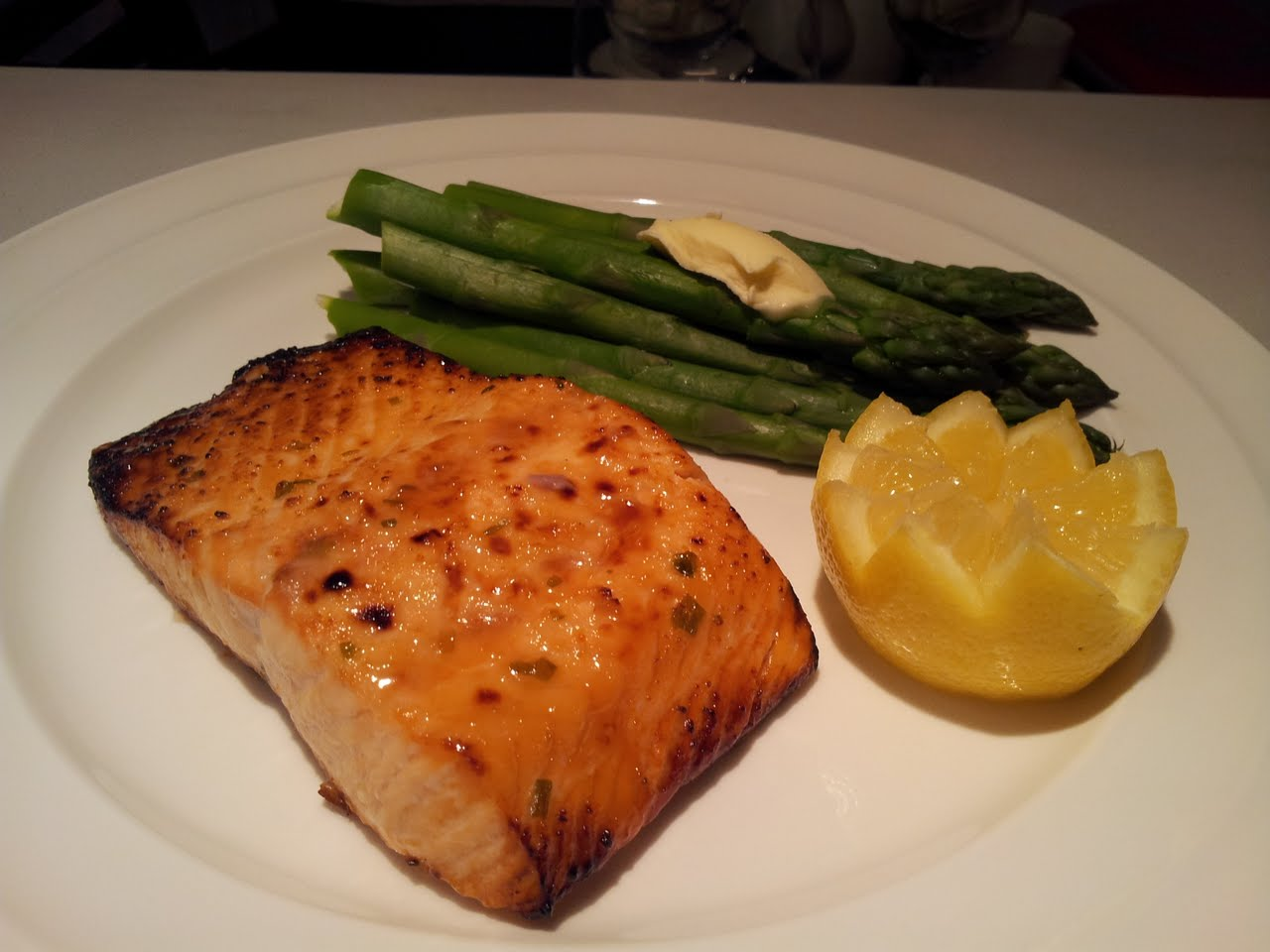 What Mark Made This Week: Miso-Maple Glazed Salmon