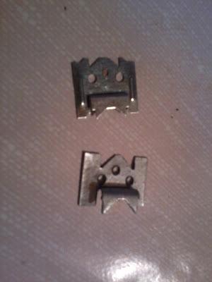 Крепёжные скобки для панелей и вагонки