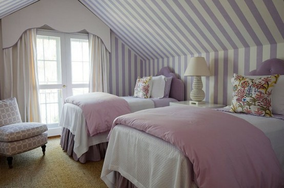 40 Fabulous Purple Bedrooms The Glam Pad