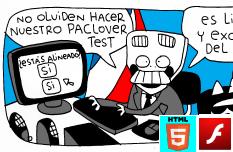 PacLover Test
