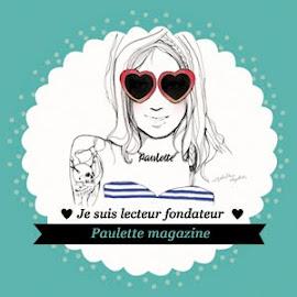 Je lis Paulette...Et vous ?