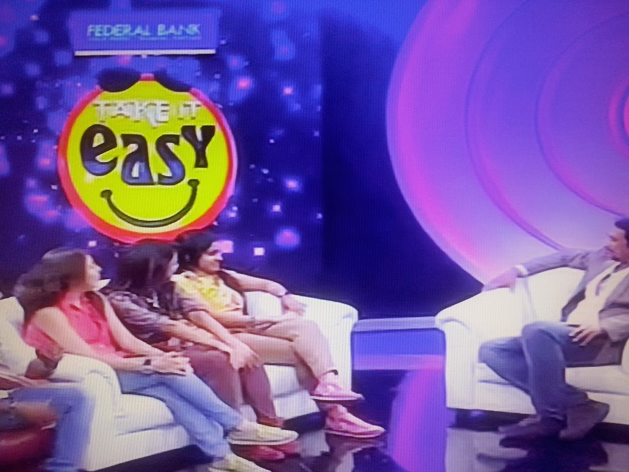 Mazhavil Manorama TV Take it easy comedy program Photos latest episode ...