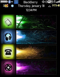 1279164732 Bright Flame for BlackBerry Storm 9530