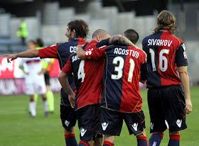 Cagliari vs Catania 3-0