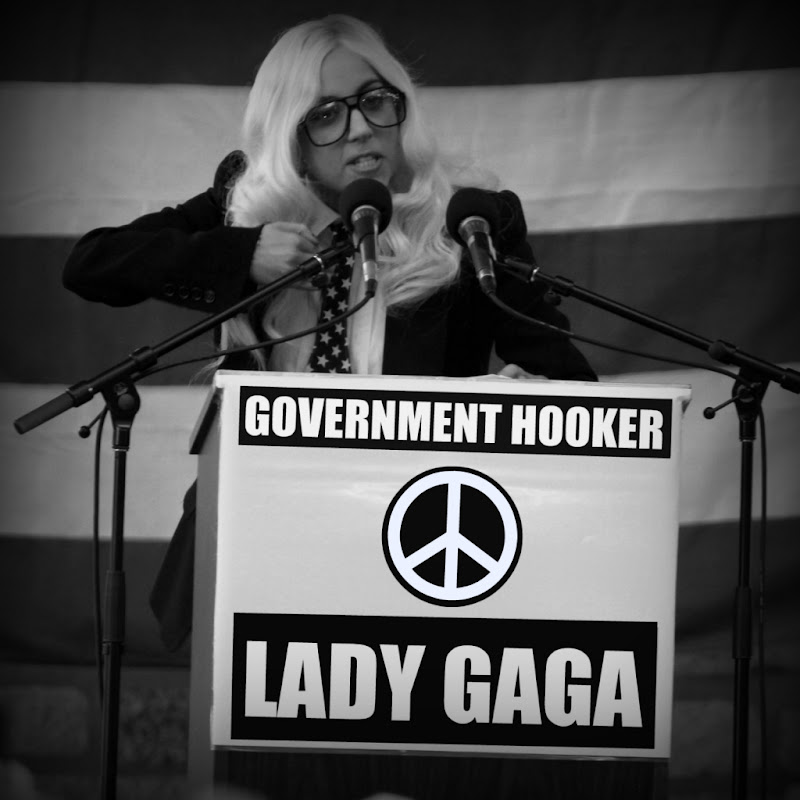 Government Hooker Lady Gaga -