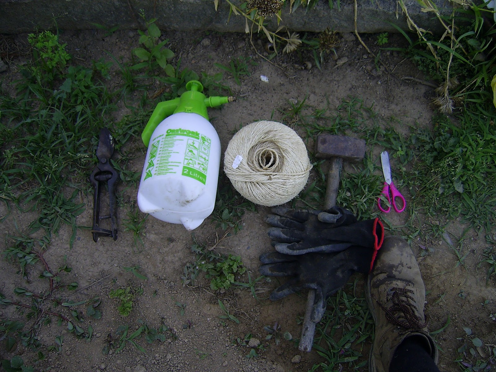 ferramentas horta