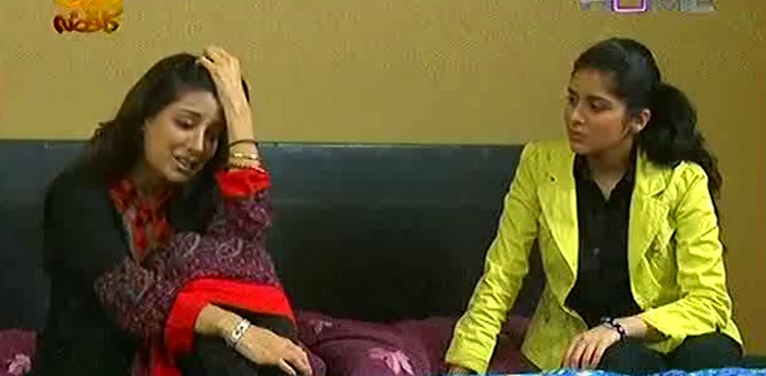 Aik zara si baat Last Episode in High Quality 12th March 2014
