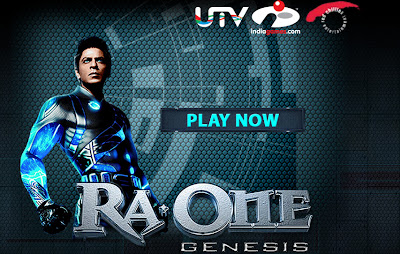 play free online games for ra one