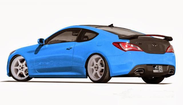 Bisimoto Hyundai Genesis Coupe | Bisimoto Hyundai Genesis Coupe Specs | 1000 BHP Bisimoto Hyundai Genesis Coupe | 1,000-hp Hyundai Genesis Coupe for SEMA