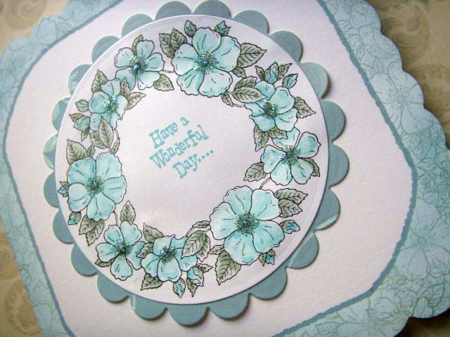 Gemini Crafts Stamping Projects