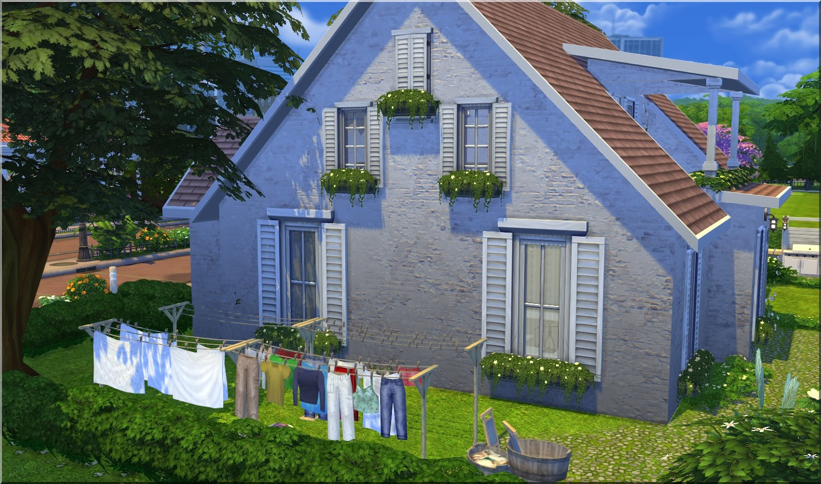 Arda Sims Sweet Home