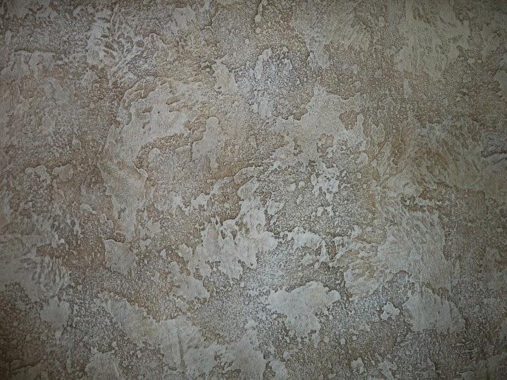 Стенна декорация с гипсова шпакловка и патина 2