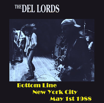 The Del Lords - Bottom Line - New York, NY - May 1st 1988 - Fm (Wave)