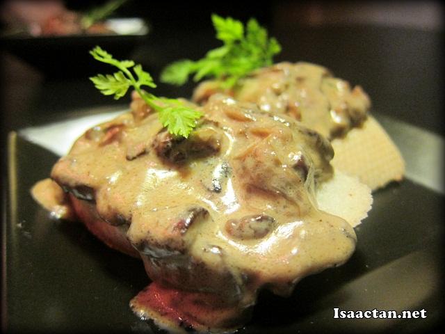 Mushroom Bruschetta (2pcs) - RM8