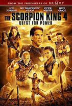 El Rey Escorpión 4: La búsqueda del poder <br><span class='font12 dBlock'><i>(The Scorpion King: The Lost Throne )</i></span>