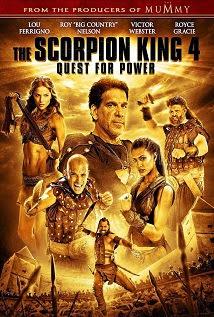 El Rey Escorpión 4: La búsqueda del poder <br><span class='font12 dBlock'><i>(The Scorpion King: The Lost Throne )</i></span>