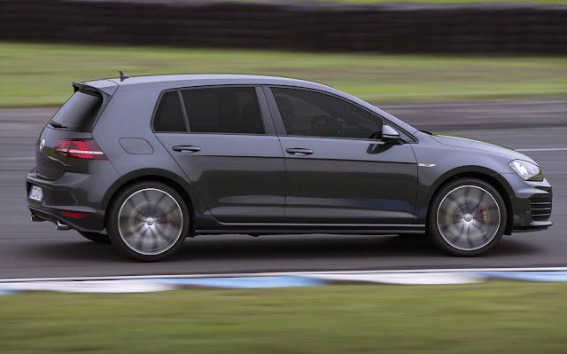 Volkswagen Golf GTI - vendas nos EUA
