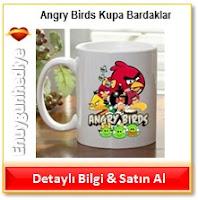 Angry Birds Kupa Bardaklar