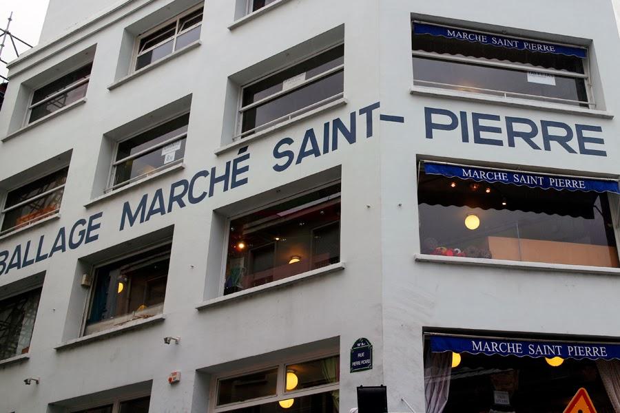 Paris march saint pierre chavanitas - Tissus marche saint pierre paris ...