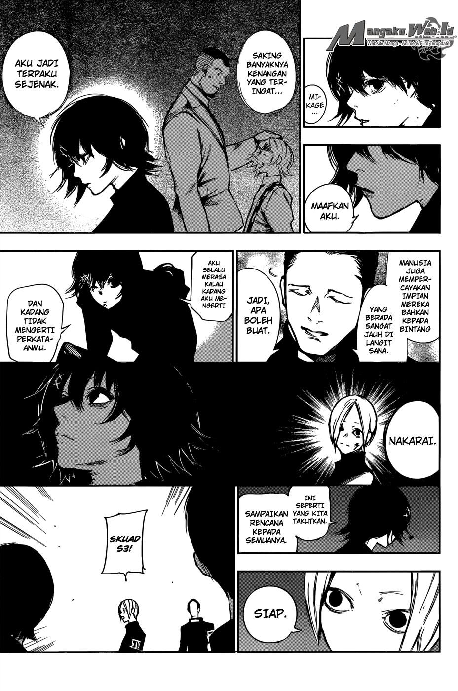 Tokyo Ghoul:re Chapter 110-7
