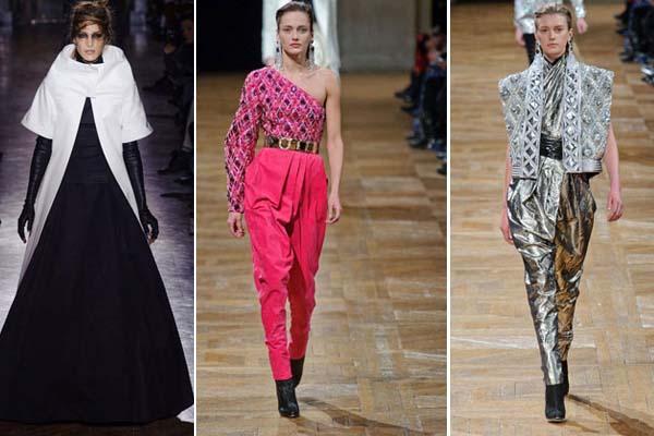 الموضة في باريس 2013 - أزياء 2013 - موضة 2013