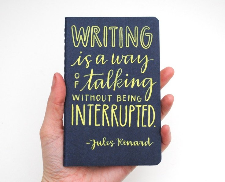 Do you like to journal? Announcing a new line of inspirational journals.