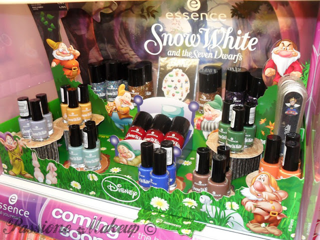 Essence Snow White limited edition