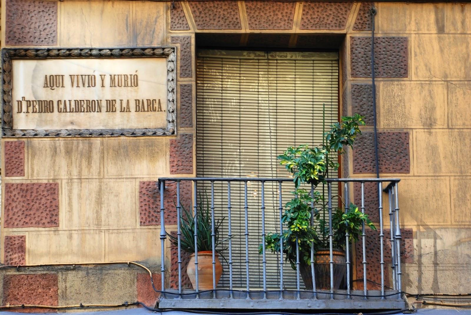 Casa de Calderón de la Barca