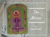 The Misses Punch Needle Pattern (only her) $8.00