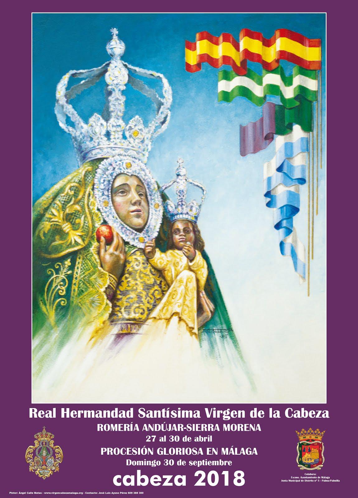 Programa Oficial de Actos y Cultos PROCESIÓN 2018.